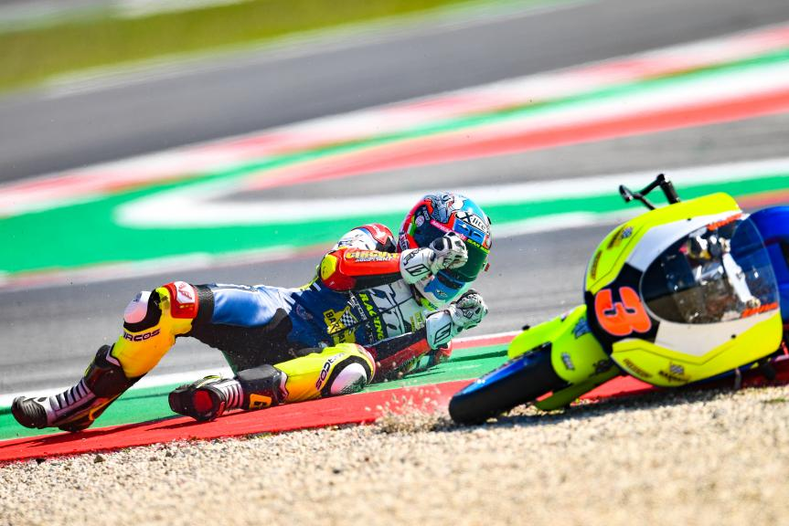 Kevin Zannoni, TM Racing Factory 3570 MTA, Gran Premio Octo di San Marino e della Riviera di Rimini