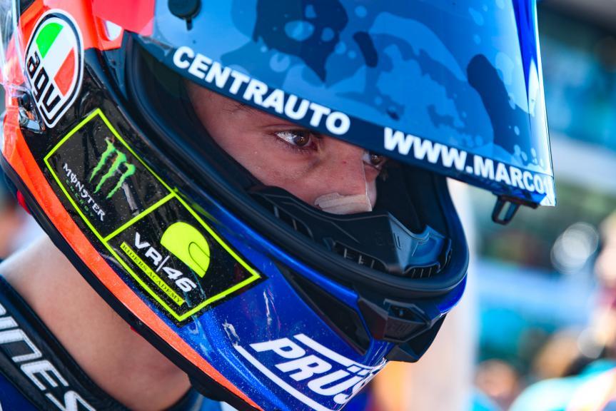 Marco Bezzecchi, Pruestelgp, Gran Premio Octo di San Marino e della Riviera di Rimini