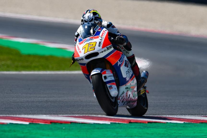 Sheridan Morais, Willi Race Racing Team, Gran Premio Octo di San Marino e della Riviera di Rimini