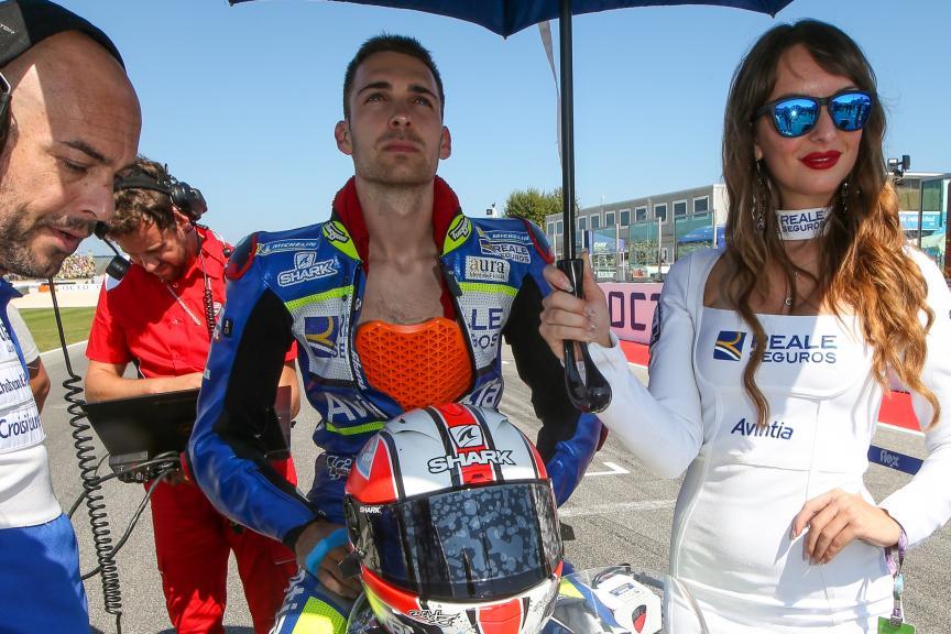 Christophe Ponsson, Reale Avintia Racing, Gran Premio Octo di San Marino e della Riviera di Rimini