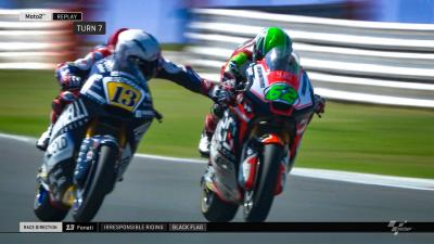 Fenati penalty: Italian suspended from two Grands Prix