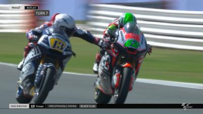 FIM MotoGP Stewards: Romano Fenati has been given a two