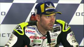 The Brit pulled no punches. Check out his reaction to Romano Fenati's 'incident' in Moto2™