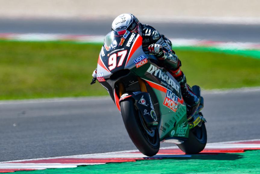 Xavi Vierge, Dynavolt Intact GP, Gran Premio Octo di San Marino e della Riviera di Rimini