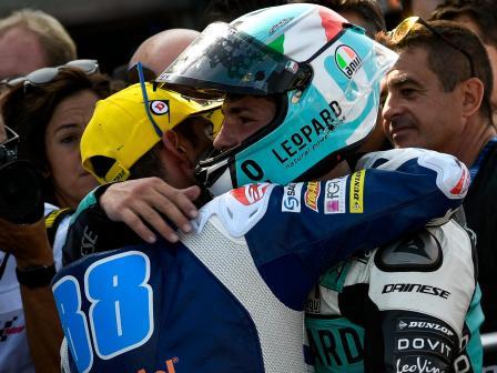 Moto3, Race, Gran Premio Octo di San Marino e della Riviera