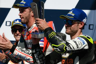 "Crutchlow: ""We did a very good job today"""