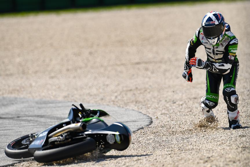 John Mcphee, CIP - Green Power, Gran Premio Octo di San Marino e della Riviera di Rimini