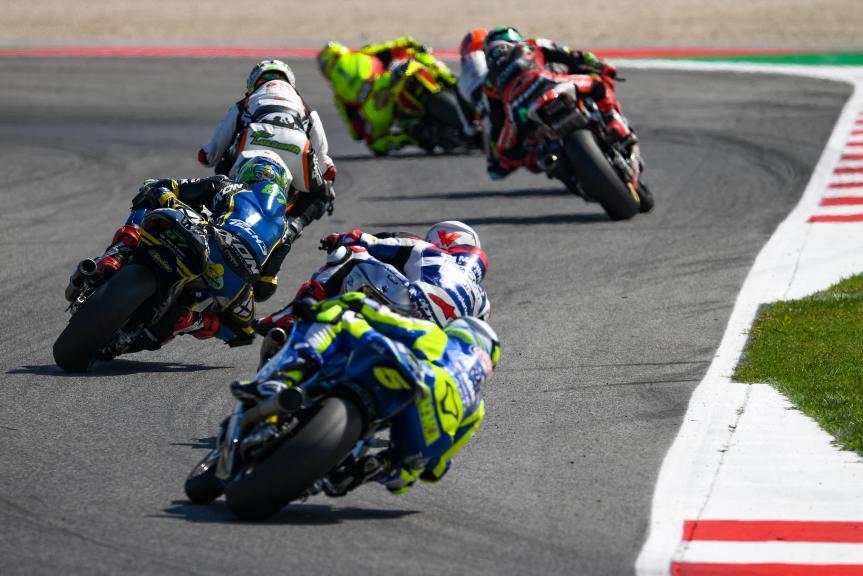 Moto2, Gran Premio Octo di San Marino e della Riviera di Rimini