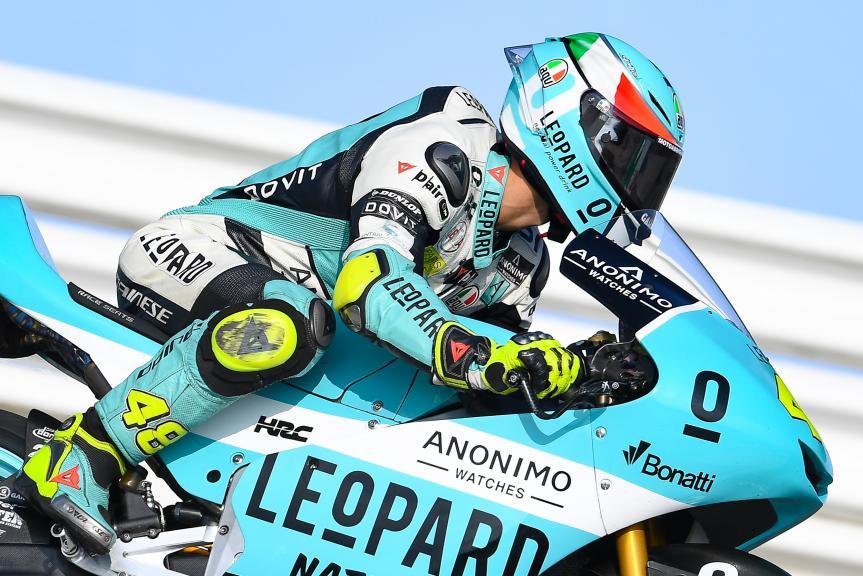 Lorenzo Dalla Porta, Leopard Racing, Gran Premio Octo di San Marino e della Riviera di Rimini