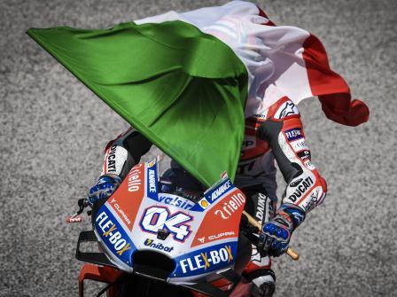 MotoGP, Race, Gran Premio Octo di San Marino e della Riviera