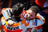 Marc Marquez, Repsol Honda Team, Andrea Dovizioso, Ducati Team, Gran Premio Octo di San Marino e della Riviera di Rimini