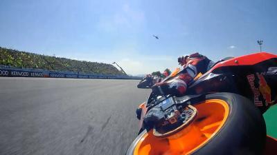San Marino GP: Multi-OnBoard-Start
