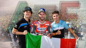 Steve Day, Matt Birt and Simon Crafar talk about all of the action after round 13 of the MotoGP™ World Championship at Misano