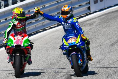 "Rins: ""The key was the start"""
