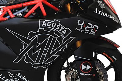 MV Agusta e Forward Racing chiudono a Fenati
