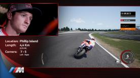 The fast-and-flowing Phillip Island circuit in southern Australia is a favourite amongst riders and fans, and we've got Jack Miller on-hand to show us the quickest way around!