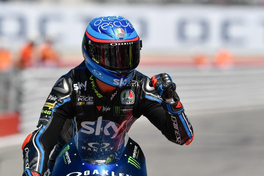 Francesco Bagnaia, Sky Racing Team VR46, Gran Premio Octo di San Marino e della Riviera di Rimini