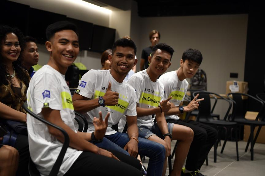 Yamaha VR46 Master Camp Students Poised to Commence Sixth Edition