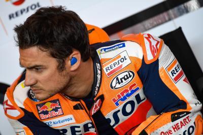 Pedrosa bientôt pilote essayeur KTM?