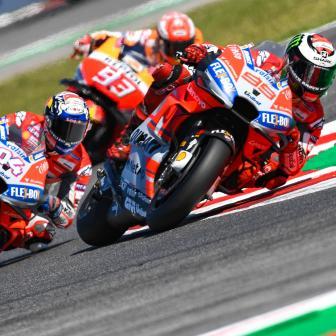 Das Heimrennen für Marquez, Lorenzo und Vinales steht bevor