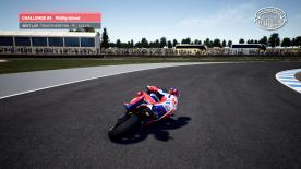 The second half of the MotoGP™ eSport Championship saw gamers back in racing action as Challenge 5 kicked off proceedings from the 12th to 16th September