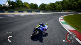 The sixth challenge in the MotoGP™ eSport Championship is held in the Tuscan hillside at Mugello
