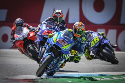 MotoGP™ remains on Eurosport in the Netherlands and Flanders