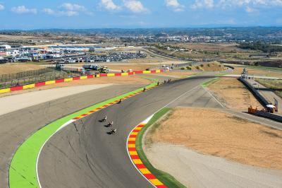 All action: Rookies Cup ready for Aragon