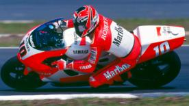 From rider to team manager... how Kenny Robert's Modenas Project was born