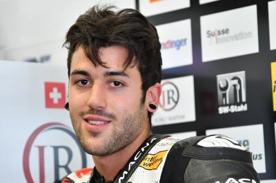 Dynavolt Intact GP propose Raffin for 2019 MotoE™ season