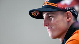 Rumours are rife in the MotoGP™ paddock and whilst Dani won't say a word, what does Pol think?
