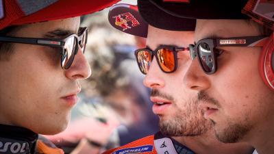 Marquez vs Dovizioso vs Lorenzo moves into MotorLand