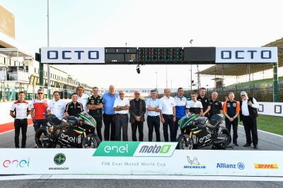 MotoE™: Selection Committee set for Buriram