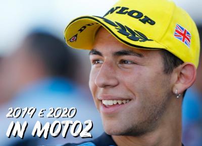 È tutto ufficiale, l'anno prossimo correrò in Moto2 con Italtrans