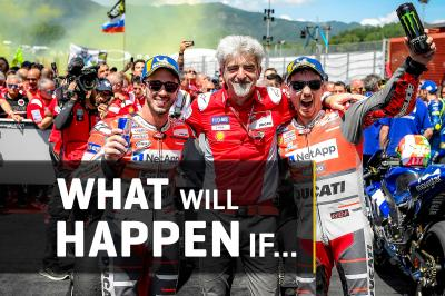 What will happen at Aragon if...?