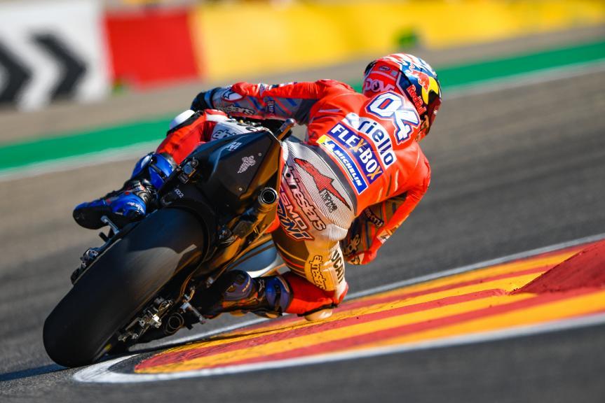Andrea Dovizioso, Ducati Team, Gran Premio Movistar de Aragón