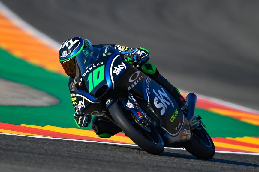 Dennis Foggia, Sky Racing Team VR46, Gran Premio Movistar de Aragón
