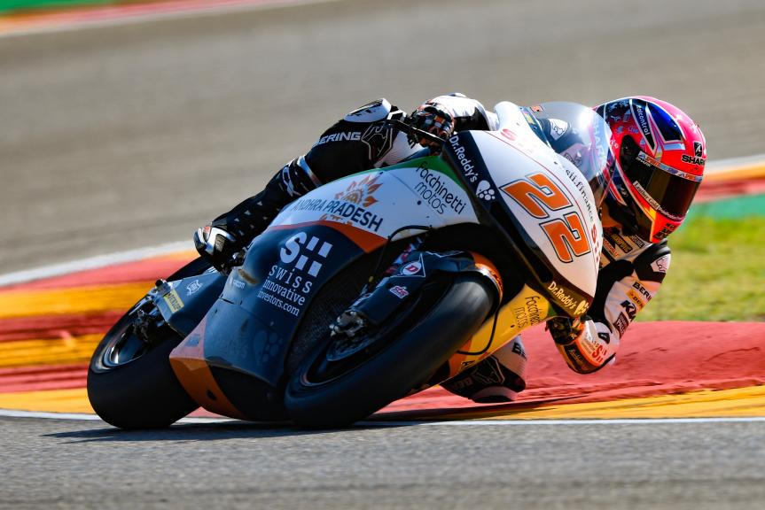 Sam Lowes, Swiss Innovative Investors, Gran Premio Movistar de Aragón