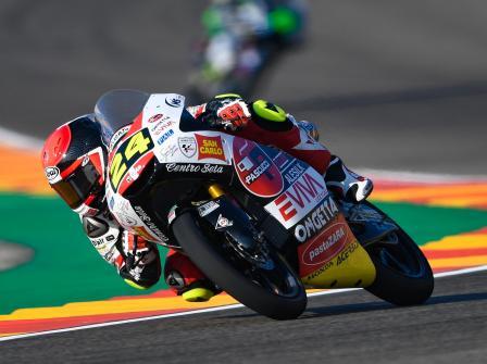 Moto3, Free Practice, Gran Premio Movistar de Aragón