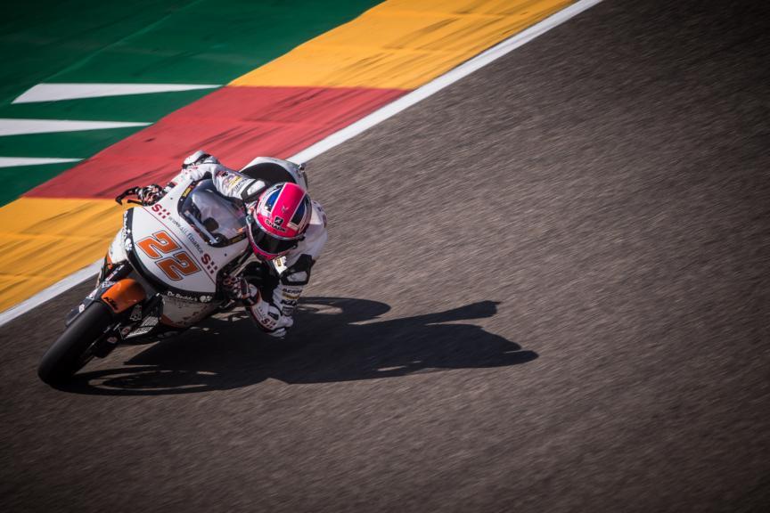 Sam Lowes, Swiss Innovative Investors, Gran Premio Movistar de Aragón