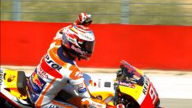The Championship leader was over a tenth faster than Ducati Factory rivals Jorge Lorenzo and Andrea Dovizioso