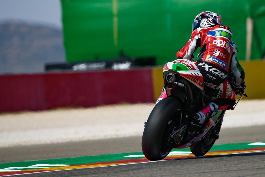 Aleix Espargaro, Aprilia Racing Team Gresini, Gran Premio Movistar de Aragón