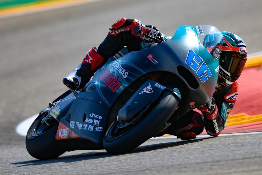 Niki Tuuli, Petronas Sprinta Racing, Gran Premio Movistar de Aragón