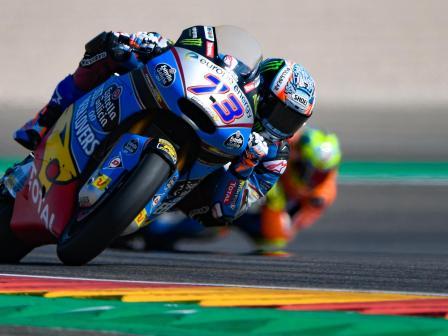 Moto2, Free Practice, Gran Premio Movistar de Aragón