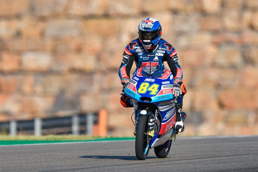 Jakub Kornfeil, Pruestelgp, Gran Premio Movistar de Aragón