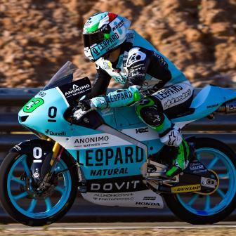 Bastianini stürmt am Freitag in Aragon an die Spitze