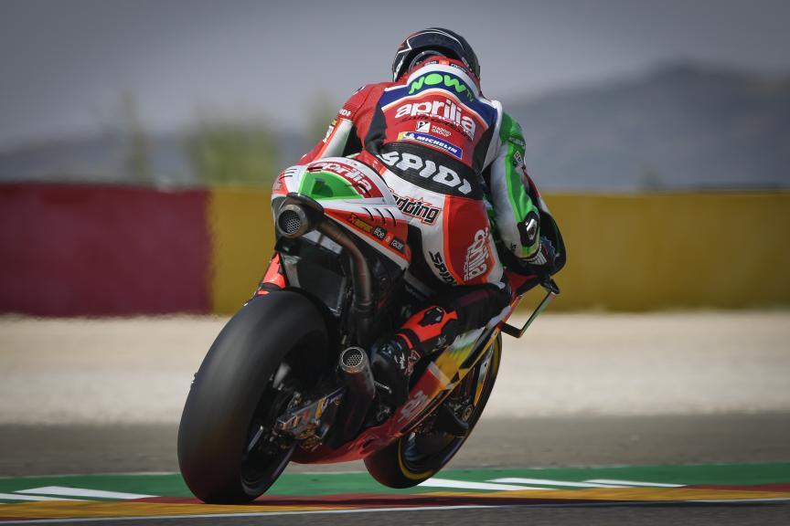 Scott Redding, Aprilia Racing Team Gresini, Gran Premio Movistar de Aragón