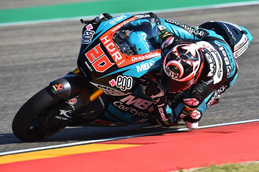 Fabio Quartararo, HDR-Speed Up Racing, Gran Premio Movistar de Aragón