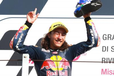 Red Bull Rookies Champion eligible for Moto3™ ride in 2018