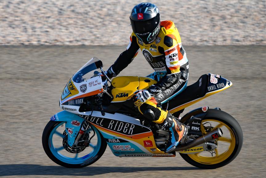 Gabriel Rodrigo, RBA BOE Skull Rider, Gran Premio Movistar de Aragón
